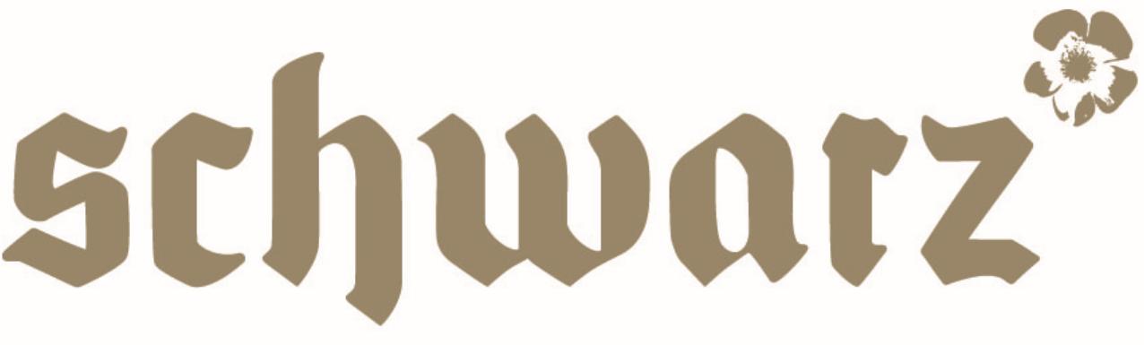 Alpenresort Schwarz Logo