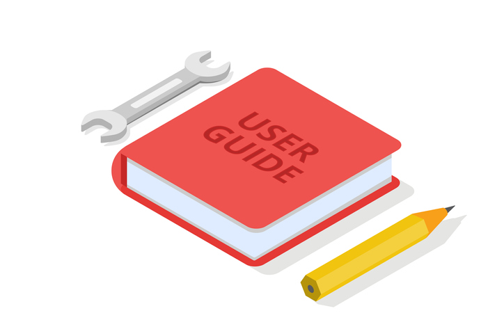 Bild: Handbuch, Manual, Betriebsanleitung